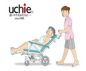 讓被照顧者有尊嚴-安心又暖心的日本洗澡椅Uchie