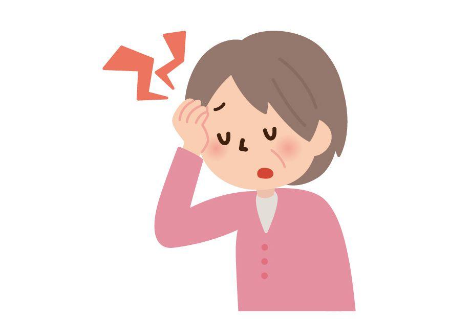 頭痛 結膜炎