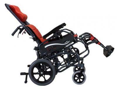 可调整姿势轮椅
